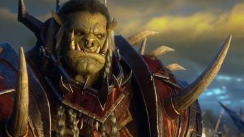 """Вышел новый видеоролик """"Старый солдат"""" к World of Warcraft: Battle for Azeroth"""