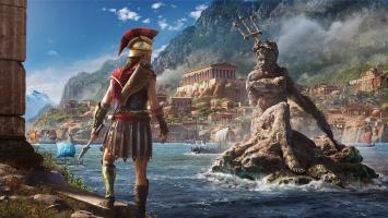 Демонстрация дальнего боя в геймплейном ролике Assassin's Creed: Odyssey