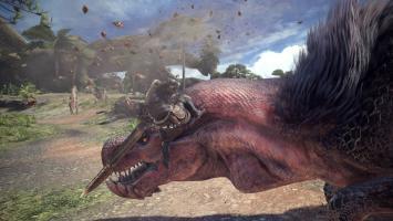Capcom добавила поддержку мастерской Steam в Monster Hunter: World