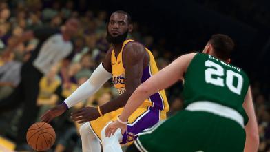 Именитые баскетболисты в геймплейном трейлере NBA 2K19
