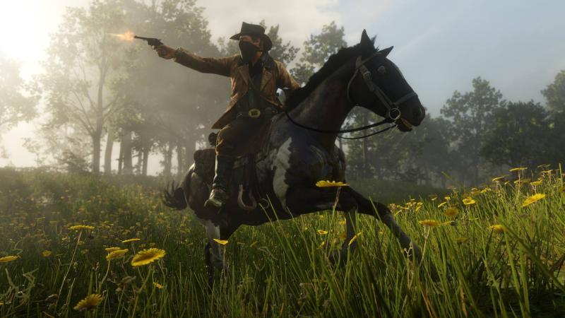 Завтра покажут геймплейный трейлер Red Dead Redemption 2