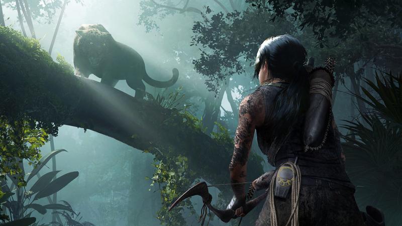 В Shadow of the Tomb Raider можно будет менять настройки сложности для отдельных элементов игры