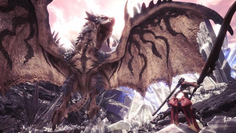 Monster Hunter: World отличилась рекордно успешным релизом на PC