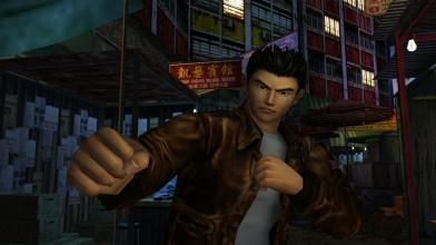 Знакомство с персонажами Shenmue и Shenmue 2
