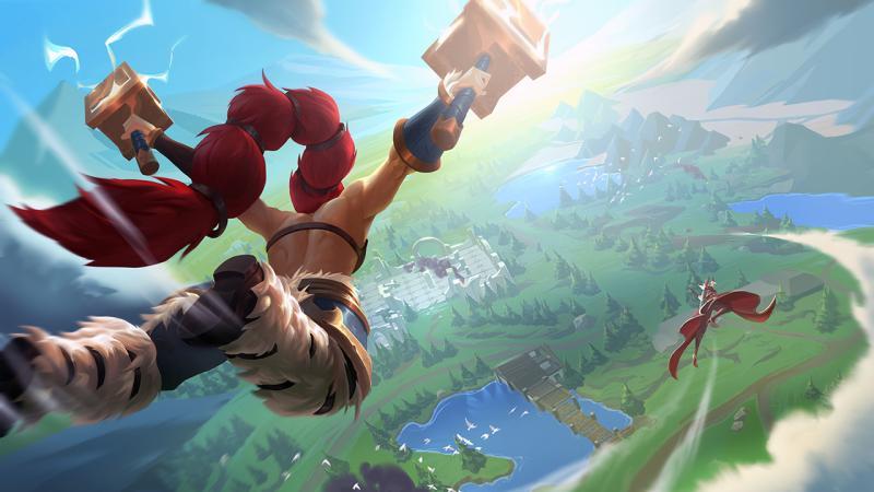 Battlerite Royale стала самостоятельной игрой