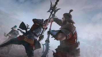 Презентация карты кампании Total War: Three Kingdoms