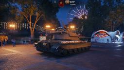 Минский парк Горького появился в World of Tanks