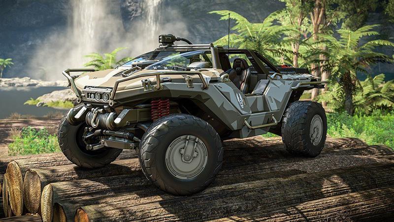 В масштабной утечке по Forza Horizon 4 засветился джип Warthog из Halo