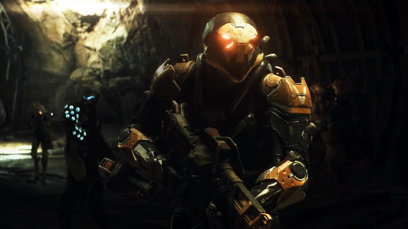 Новые подробности кооператива и одиночной игры в Anthem