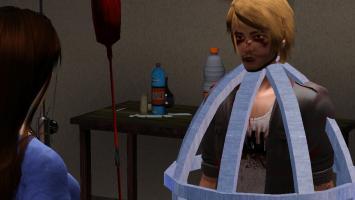 Дом пыток в The Sims 4 ломает игру