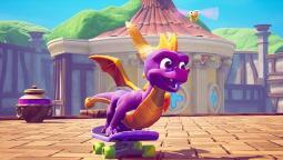 Свежий геймплей Spyro Reignited Trilogy
