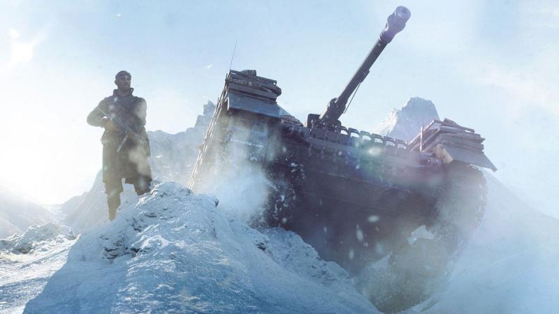 Наша: впечатления от альфа-версии Battlefield V