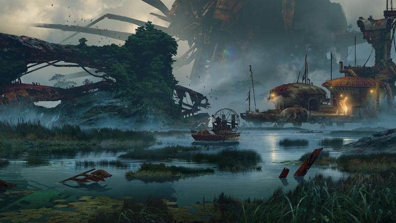Все пять регионов Rage 2 можно исследовать с самого начала игры