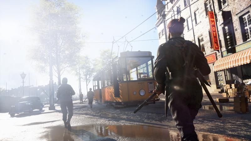 Открытая бета Battlefield V пройдет в начале сентября