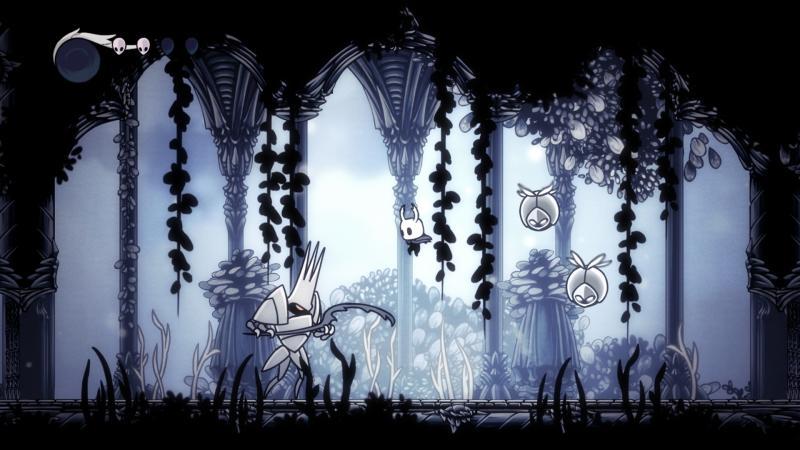 Следующей весной Hollow Knight доберется до PS4 и Xbox One