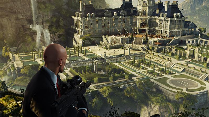 В составе Hitman 2 будут доступны обновленные версии локаций из первого сезона