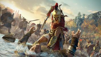 Новые трейлеры Assassin's Creed: Odyssey с выставки Gamescom 2018