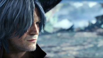 Данте избивает демонов своим мотоциклом в геймплейном трейлере Devil May Cry 5