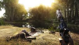 Болотный соревновательный хоррор Hunt: Showdown готовится к выходу на Xbox One
