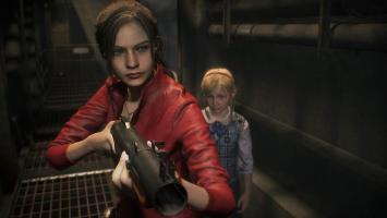 Клэр Рэдфилд на новых скриншотах ремейка Resident Evil 2