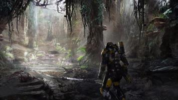 BioWare выпустит демку Anthem