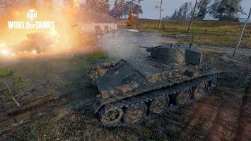 World of Tanks получила масштабное обновление 1.1