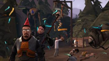 Скоро выйдет технодемка фанатского проекта Half-Life 3: Project Borealis