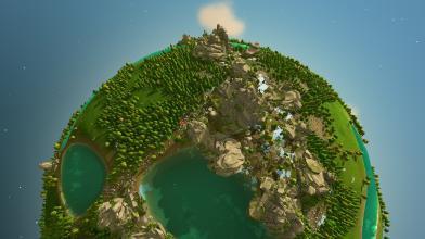 Симулятор бога The Universim вышел в раннем доступе Steam
