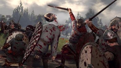 Для Total War Saga: Thrones of Britannia вышло дополнение Blood, Sweat and Spears