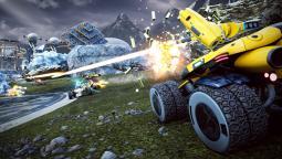 Switchblade вышла в раннем доступе Steam и на PlayStation 4