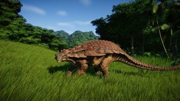 В первой половине сентября выходит крупное обновление для Jurassic World Evolution