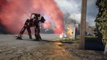 Разработчики Generation Zero отрицают, что вдохновлялись работами художника-соотечественника