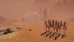 Разработчики Surviving Mars готовят стрим о выживании на Марсе с настоящим астронавтом