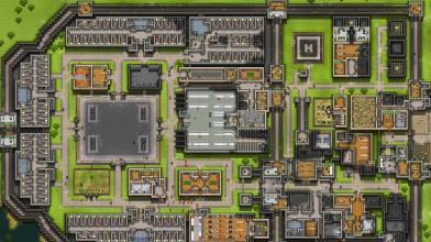В Prison Architect появился кооперативный мультиплеер