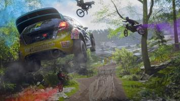 Несколько новых скриншотов Forza Horizon 4