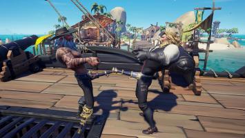 Разработчики Sea of Thieves объяснили появление подзорных труб в причинных местах игроков