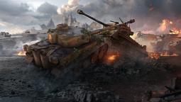 Сентябрьская гонка за призами в World of Tanks: Наемники началась