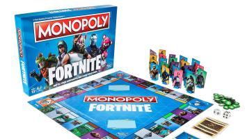 """Есть пробитие: в октябре выйдет """"Монополия"""" по мотивам Fortnite: Battle Royale"""