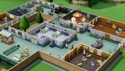 Первый мод для Two Point Hospital позволяет копировать целые помещения и кабинеты
