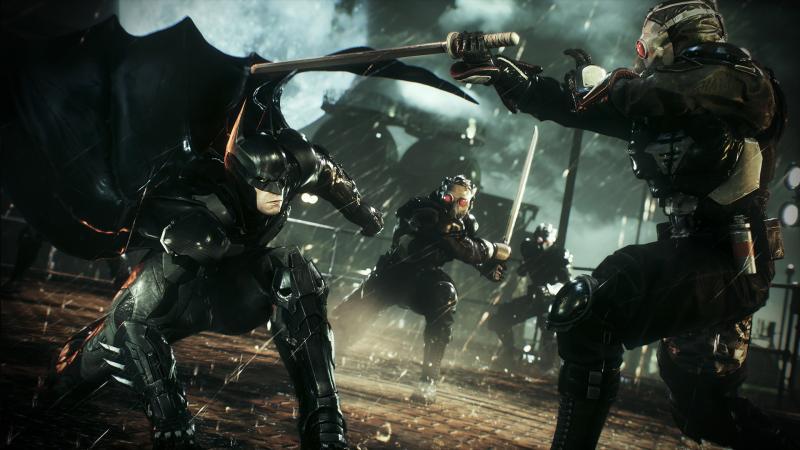 Разработчики Batman: Arkham нанимают новых сотрудников для AAA-проекта