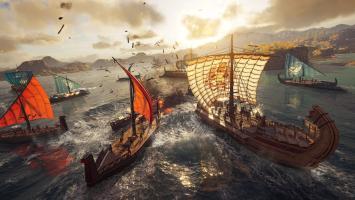 Сила выбора в новом трейлере Assassin's Creed: Odyssey