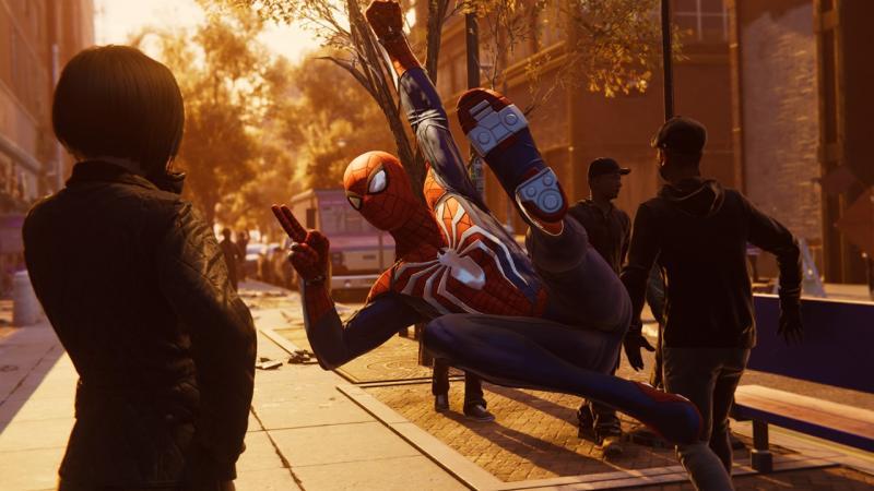 Insomniac Games работает над режимом New Game+ для Spider-Man