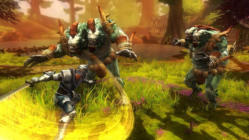 THQ Nordic нужно одобрение EA для перевыпуска Kingdoms of Amalur: Reckoning