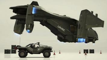Forza Horizon 4 встретилась со вселенной Halo