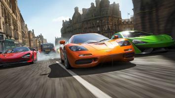 Сегодня выходит демка Forza Horizon 4 для PC и Xbox One