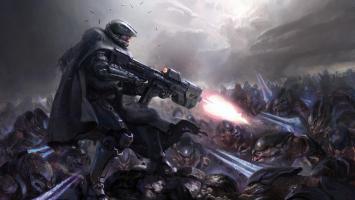Microsoft опровергла слухи о выходе Halo 5 на PC