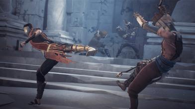 В конце сентября выходит бесплатное дополнение Absolver: Downfall