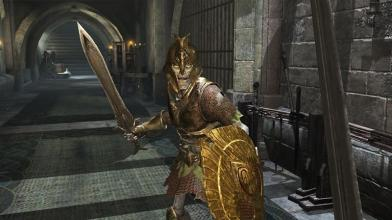 На пресс-конференции Apple показали новый геймплей The Elder Scrolls: Blades
