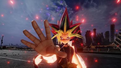 Мир файтинга Jump Force пополнился вселенной Yu-Gi-Oh!