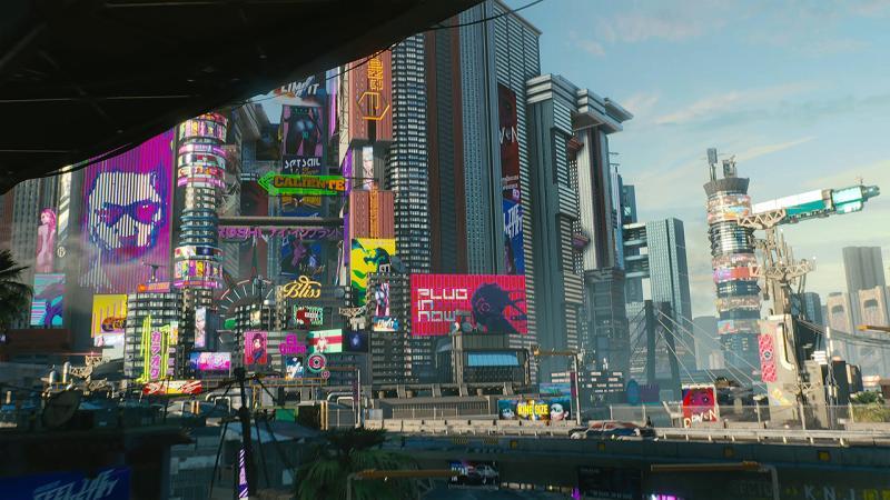Оригинальный прототип Ночного города из Cyberpunk был создан в SimCity